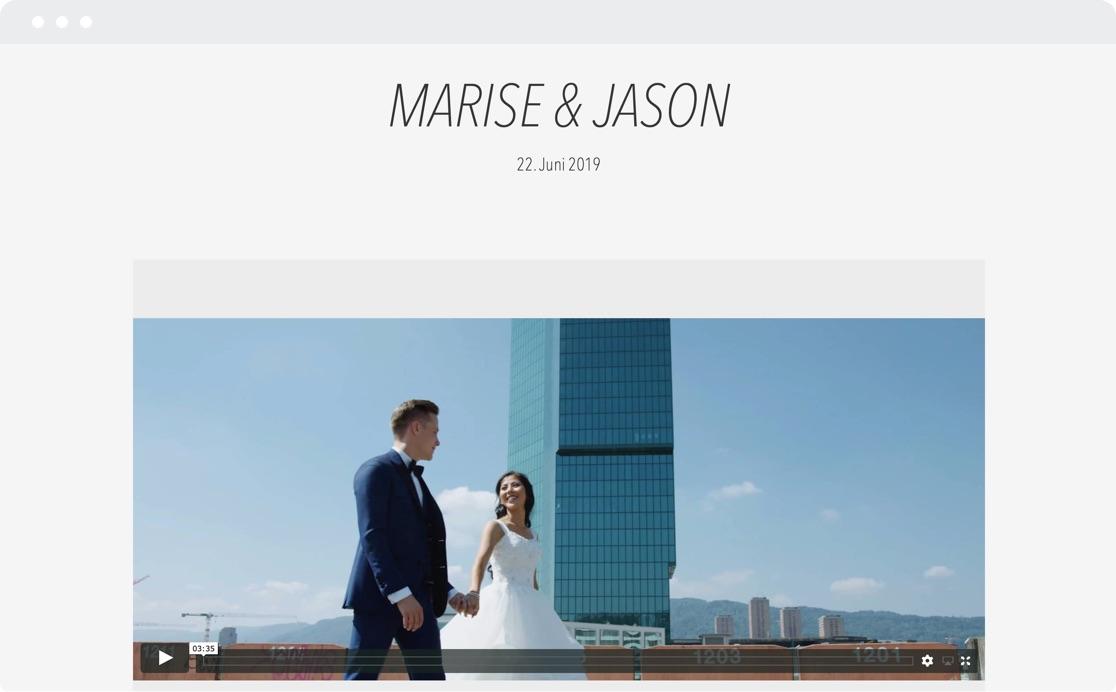 Marise & Jason Preview