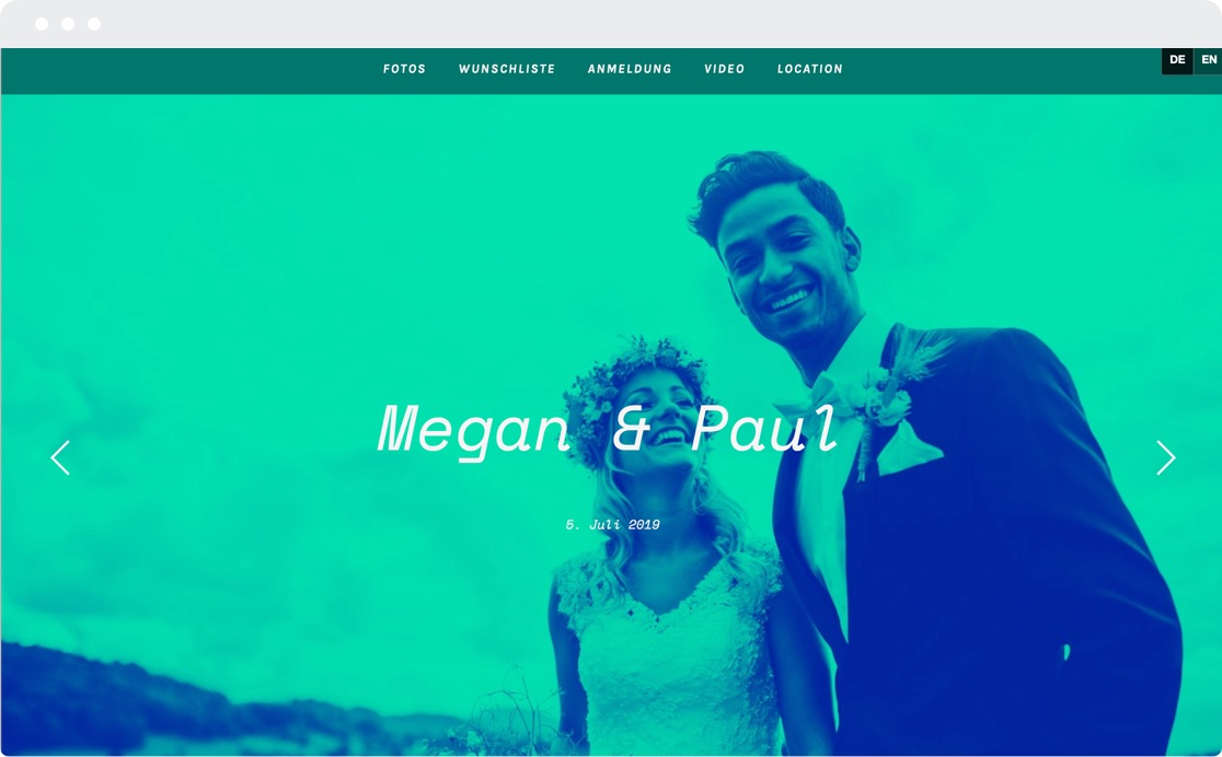 Megan & Paul Preview