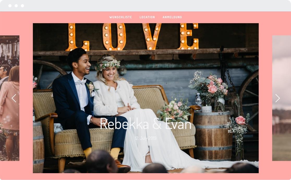 Rebekka & Evan Preview